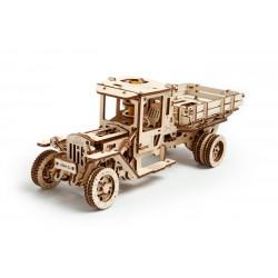 Механічна модель 3D пазл «Вантажівка UGM-11»