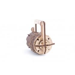 Механічний 3D пазл «Кодовий замок»