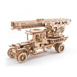 Механічна модель 3D пазл «Пожежна машина»