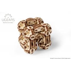 Механічна модель «Сферокуб»