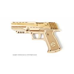 Механічна модель «Пістолет Вольф-01»