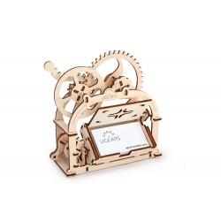 Механічний 3D пазл «Шкатулка»
