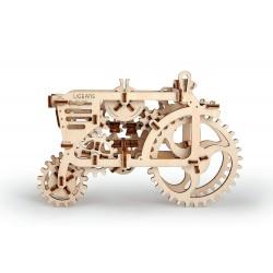Механічний 3D пазл «Трактор»