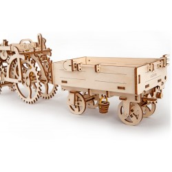 Механічний 3D пазл «Причіп»