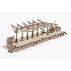 Механічний 3D пазл «Перон»