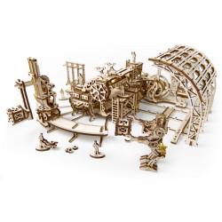 Механічний місто «Фабрика роботів»