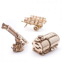 Набір доповнень до моделі «Вантажівка UGM-11»