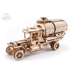Механічна модель 3D пазл «Автоцистерна»