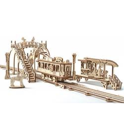 Механічне місто «Трамвайна лінія»